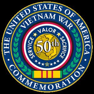 Vietnam Commemoration Seal